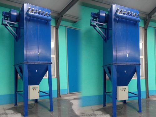 HMC脉冲单机袋式除尘器-单脉布袋过滤器