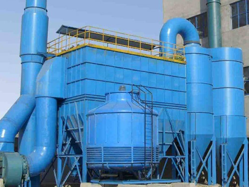 袋式除尘器具有综合高性能和清灰系统原理