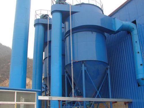 锅炉烟气除尘器的应用跟火力发电厂原理